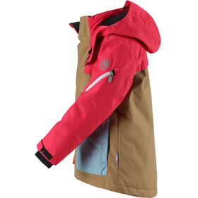 Reima Kids Rondane Winter Jacket Strawberry Red